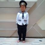 Kostum Profesi Pelaut - Sailorgirl Boy