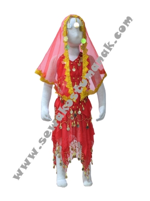 Kostum arabian princess  large