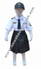 Kostum pilot wanita  medium