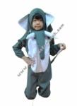 Kostum Binatang Gajah