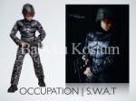 Kostum Tentara SWAT