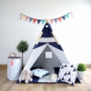 TPT 008 Teepee Jet Blue  medium