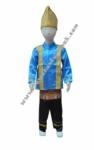 Pakaian Adat Aceh - Biru Boy