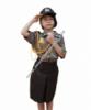 baju kostum polisi wanita 2  medium