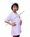 Kostum Profesi Suster - Putih