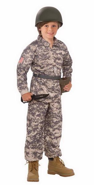 Baju Kostum Tentara