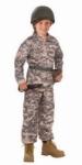 Baju Kostum Tentara - Import