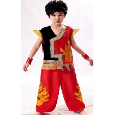 kostum anak cina  large