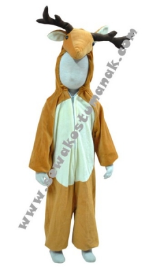 kostum binatang rusa  large