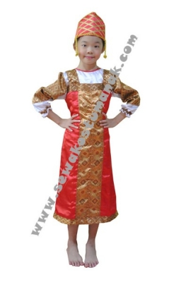kostum negara russia  large