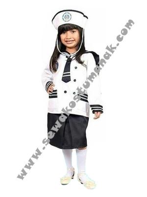 kostum pelaut anak  large