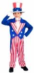 Kostum Negara America - Uncle Sam