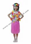 Kostum Negara Hawaii - Pink