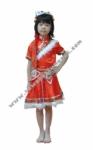 Baju Negara Cina - Monggol Dress