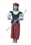 Kostum Negara Scotlandia - Girl