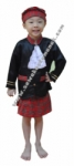 Kostum Negara Scotlandia - Boy