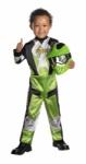 Kostum Pembalap Motor - Hijau