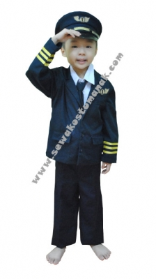 kostum pilot  large