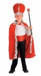 Kostum Raja Inggris - Royal Merah