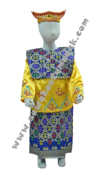 Pakaian adat Kupang | Kostum Adat NTT | Sewa Baju Adat