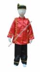 Pakaian Adat Aceh - Merah Girl