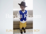 Kostum Internasional Swedia - Boy